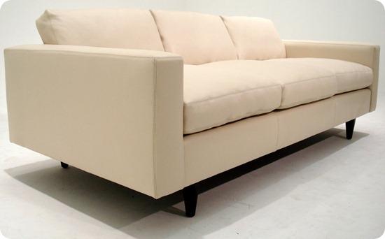 Custom 56 Sofa - Oasis White - Couch (3)