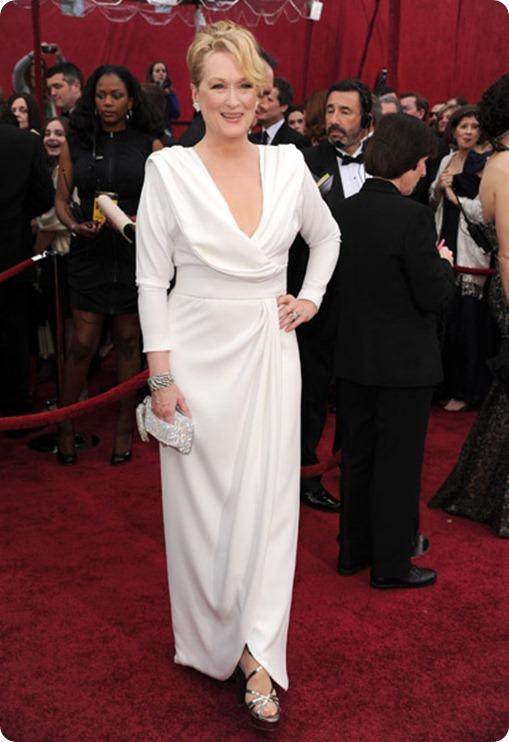 Mery Streep Oscars 3