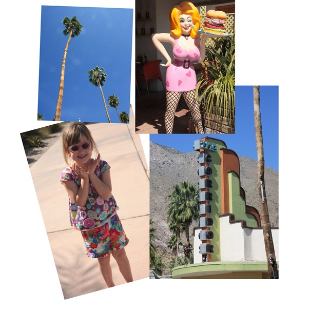 Around Palm Springs