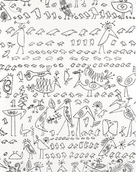 Steinberg Aviary Wallpaper