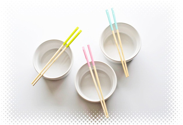 paintdippedchopsticks1
