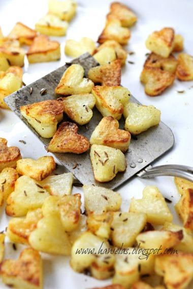 heartshapedroastpotatoes