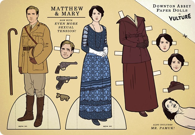 downtonabbeypaperdolls