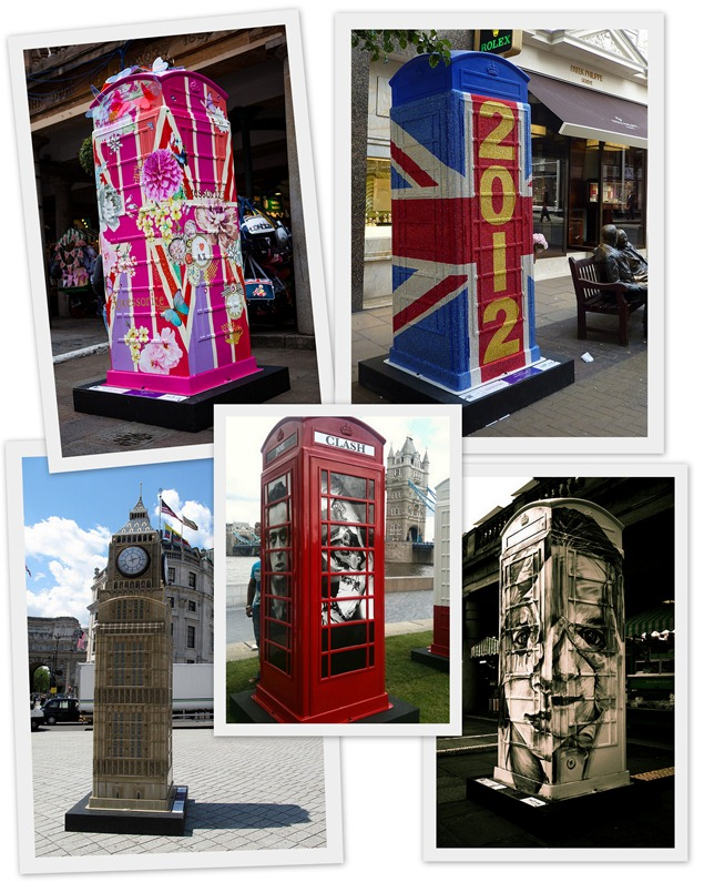 Telephone Boxes1