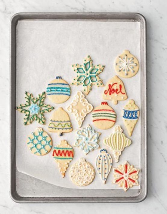 Ornamentcookies
