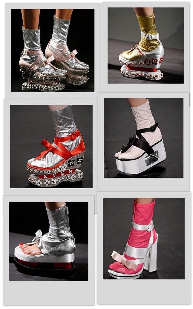 prada shoes spring 2013