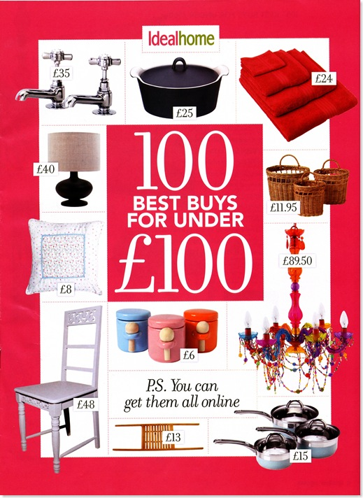 Ideal Home suppl cover July 08